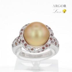 Bague Mauboussin Perle d'Or mon Amour