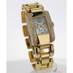 Montre CHOPARD  STRADA Or jaune et Diamants